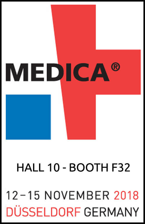 Visit us Medica 2018